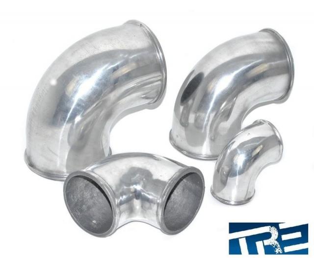 """3.50"""" Cast Aluminum Elbow"""