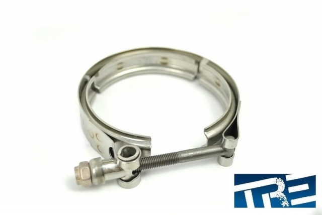 Tial and Precision  Turbine V Band Inlet Clamp