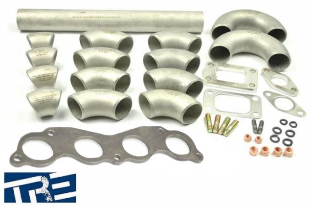 Honda K Series DIY Tubular Manifold Collector Kit