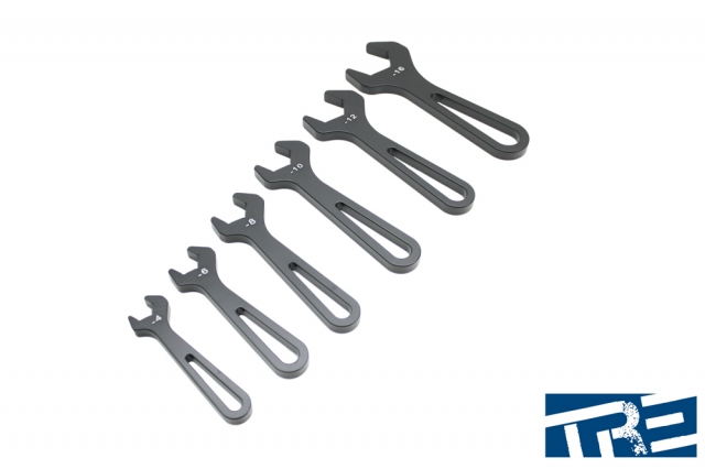 AN Fitting Wrench Complete Set