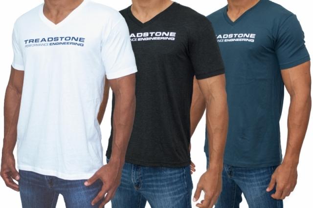 Treadstone Performance Engineering V-Neck Tee's