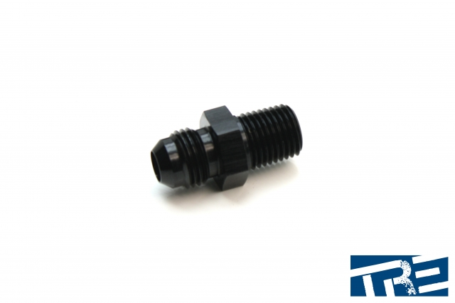 """6AN to 1/4"""" NPT Straight Adapter"""