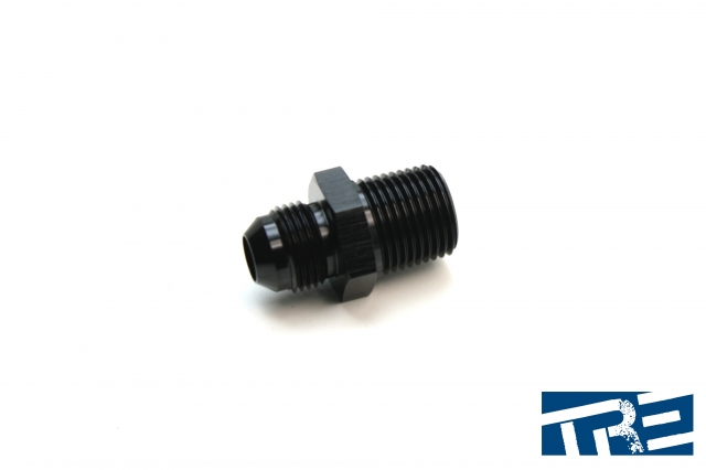 """8AN to 1/2"""" NPT Straight Adapter"""