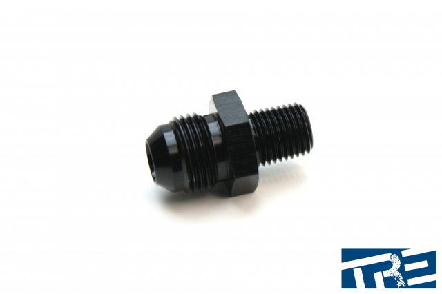 """8AN to 1/4"""" NPT Straight Adapter"""