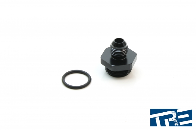6AN to M22 Oil Cooler Adapter