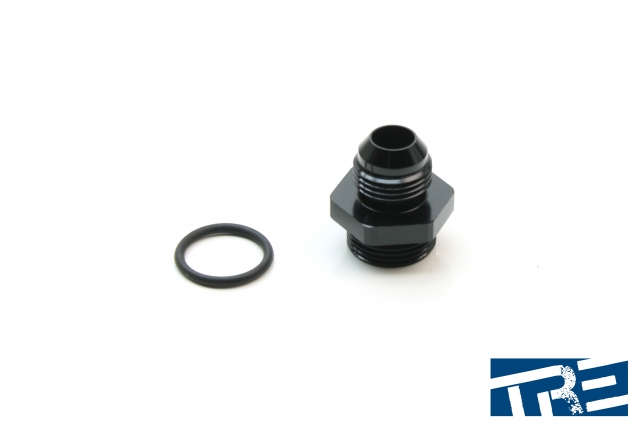 8AN to M22 Oil Cooler Adapter