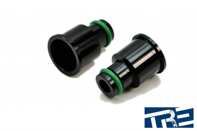 11mm O-ring 12mm Height Adapter Injector Hat