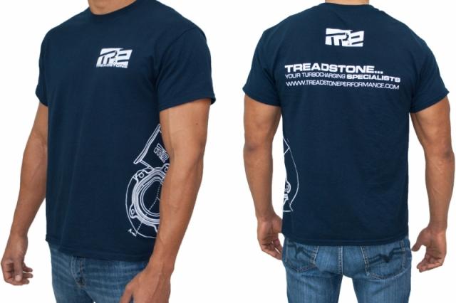 Treadstone Turbine Housing CAD T-Shirt
