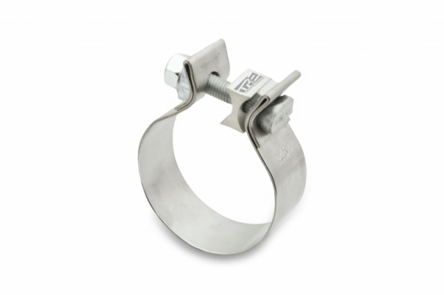Treadstone Performance Stainless Steel  Exhaust Band Clamp 2.5""