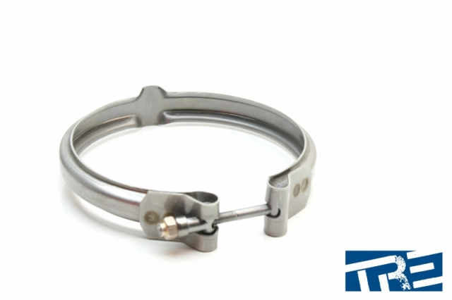 Treadstone S400SX4/K31/HT3B/HT60 V-Band Downpipe Clamp