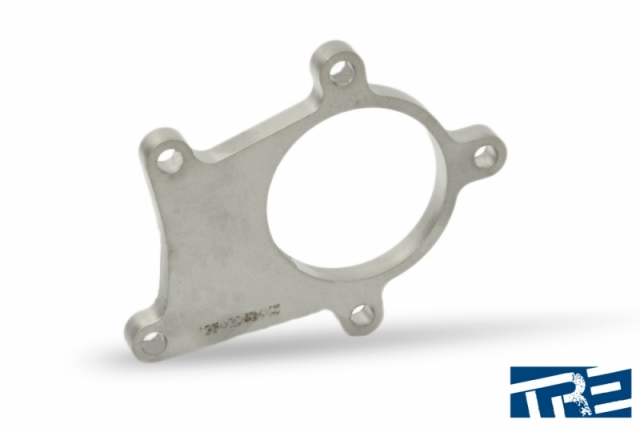 Stainless T3 5 Bolt Ford Outlet Flange