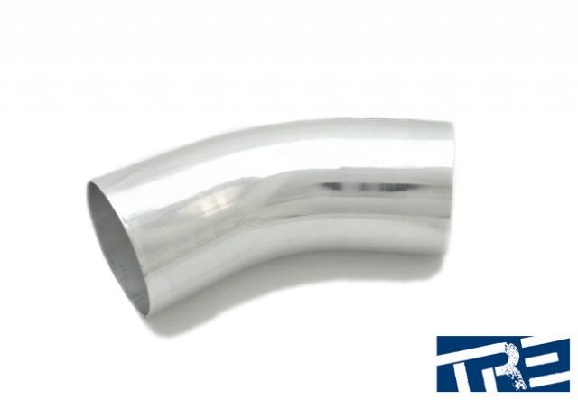 """4.5"""" Treadstone 45 Degree Aluminum Piping"""