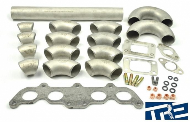 Toyota MR2 3SGTE DIY Tubular Manifold Kit