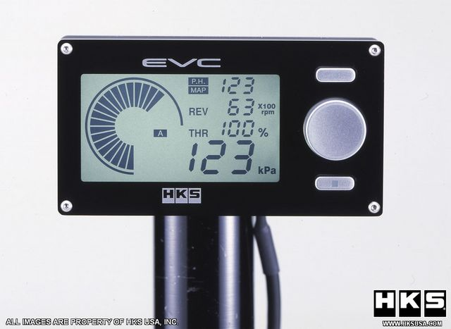 HKS Electronic Boost Controller EVC