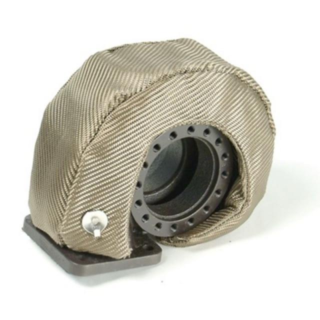 DEI T3 Titanium Turbo Shield
