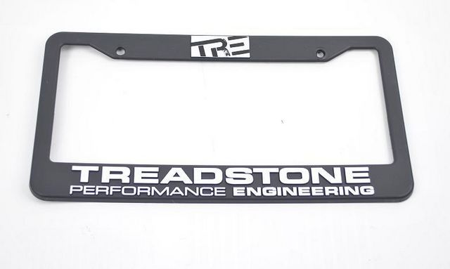 Treadstone License Plate (Out of Stock/Back Order)