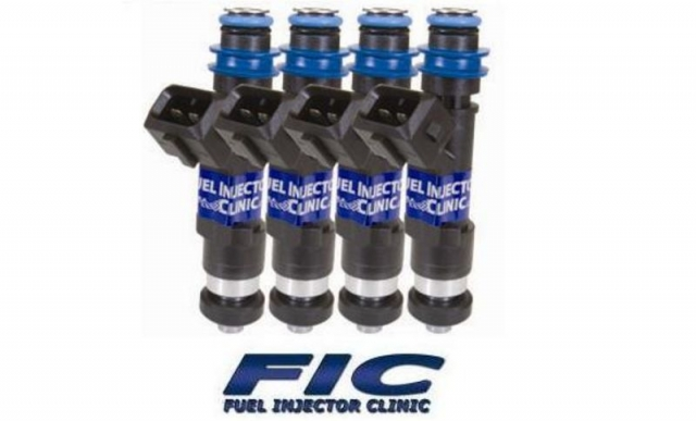 Fuel Injection Clinic US Toyota Supra TT 2JZ Injectors