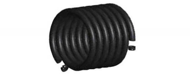 Borg Warner Wastegate hose kit 410mm 179426