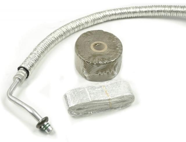 Turbonetics 350Z AC Line Replacement