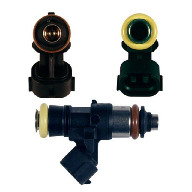 Bosch 210lb/hour Fuel Injector with Denso Connector 2000cc