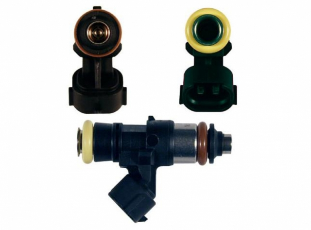 Bosch 65lb/hour 650cc Low Impedance Fuel Injector