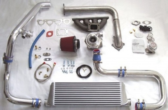 Acura Integra Turbo Kit, LS, GS, GSR All Years