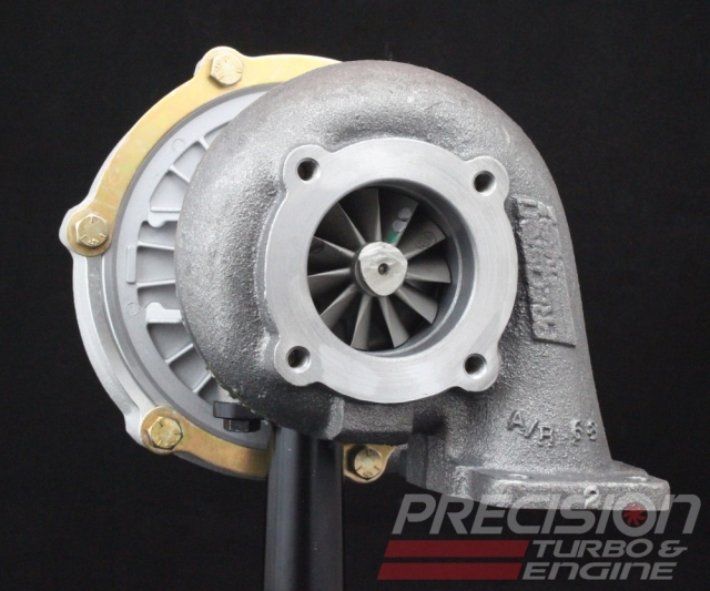 Precision 5431E MFS Billet Entry Level Turbocharger  500HP