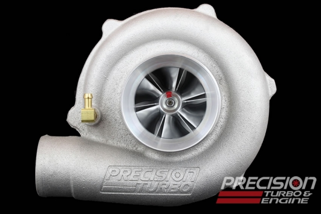 Precision 6176E MFS Billet Entry Level Turbocharger  670HP