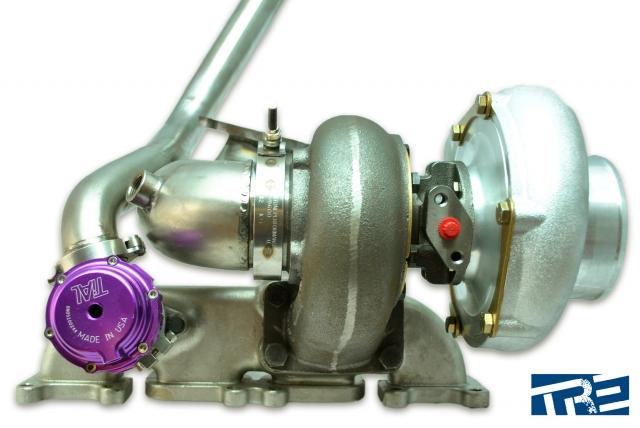 Dodge SRT-4 Turbo Kit