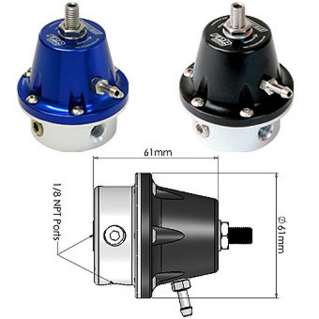 Turbosmart Fuel Pressure Regulator FPR-800 TS-0401-1001
