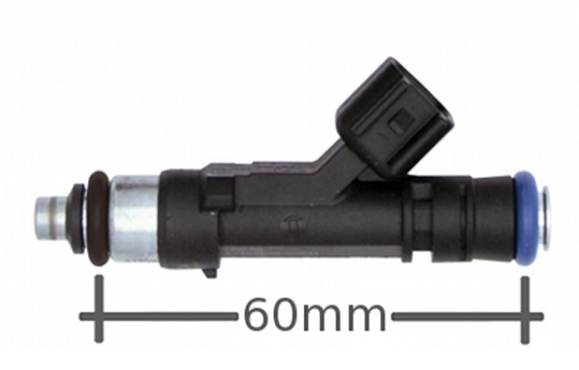 Deatschwerks Injectors Ford F-Series 97-08 all gas V8's (4.6L, 5.4L) set of 8 injectors 60lb/hr