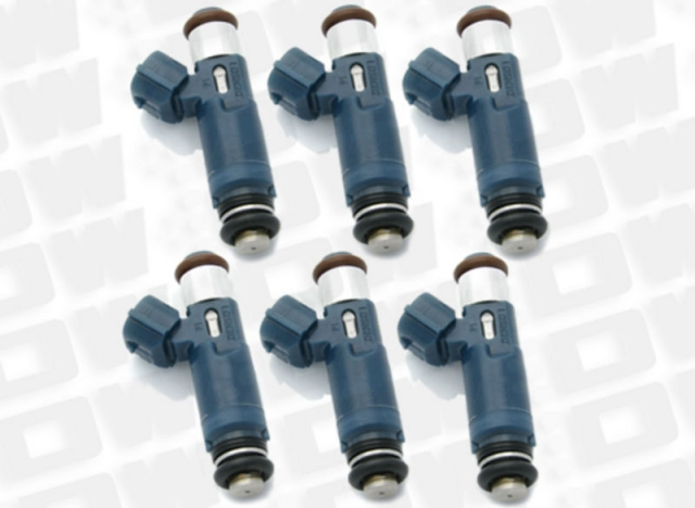 Deatschwerks Injectors Infiniti G35/G37 2003-12 set of 6 injectors 1000cc/min