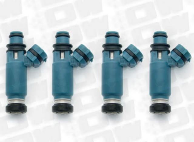 Deatschwerks Injectors Mazda Protege 2003 2.0L FSDET set of 4 injectors 350cc/min