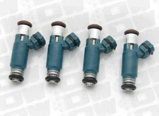 Deatschwerks Injectors Mitsubishi EVO X 2007-12 4B11T set of 4 injectors 1000cc/min
