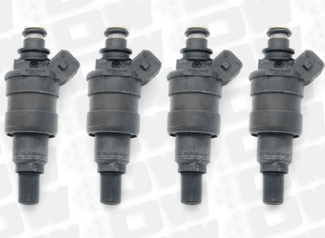 Deatschwerks Injectors Nissan 240sx CA18DET set of 4 injectors 1000cc/min (low impedance)