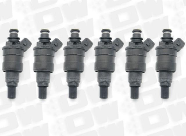 Deatschwerks Injectors Nissan Skyline GTR 1989-2002 RB26DETT set of 6 injectors 1000cc/min (low impedance)