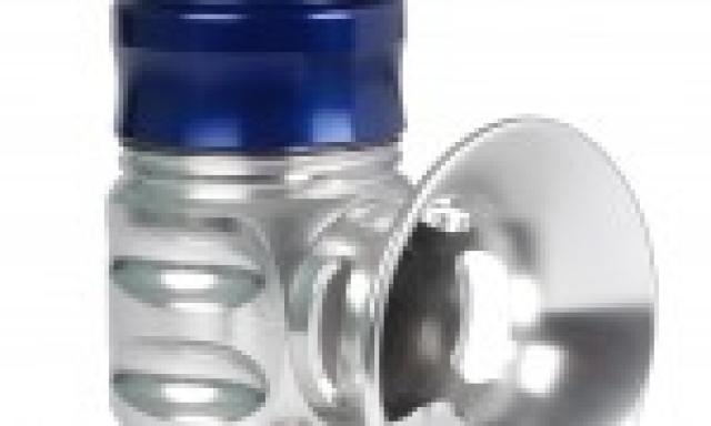 Turbosmart BOV Race Port Bubba Sonic (VTA) - BLUE cap