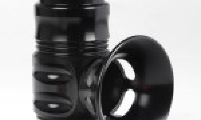Turbosmart BOV Race Port Bubba Sonic (VTA) - SLEEPER (all black)