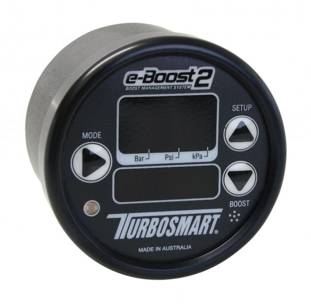 Turbosmart eB2 60mm Black