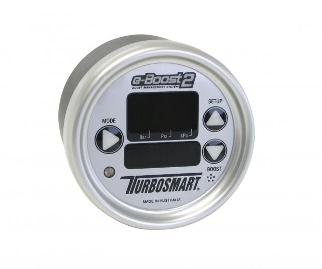 Turbosmart eB2 66mm Silver Silver