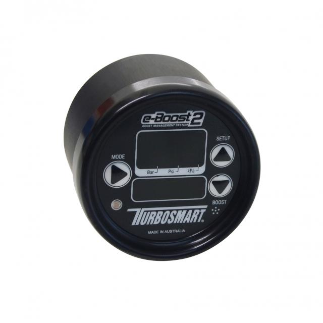 Turbosmart eB2 66mm Black