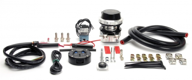 Turbosmart BOV controller kit (controller + custom Raceport) BLACK