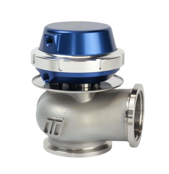Turbosmart WG40 Compgate 40mm - 14 PSI BLUE