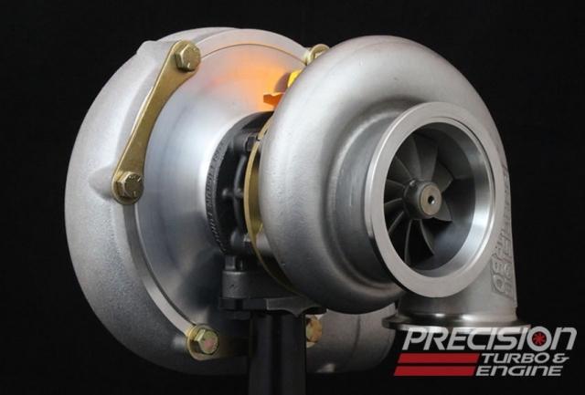 Precision Upgrade GT-R Turbo
