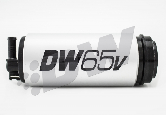 DW65V - 265lph in-tank fuel pump w/ 9-1025 install kit