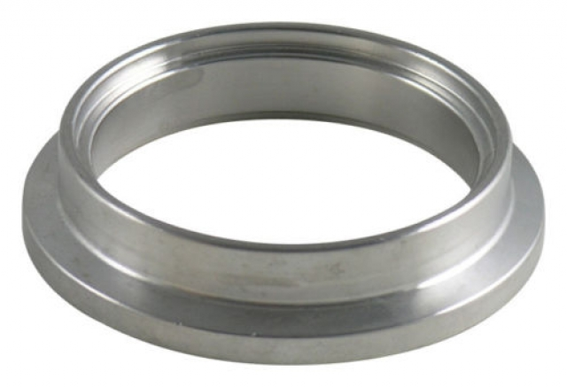 Precision 46mm Wastegate Outlet Flange Stainless Steel
