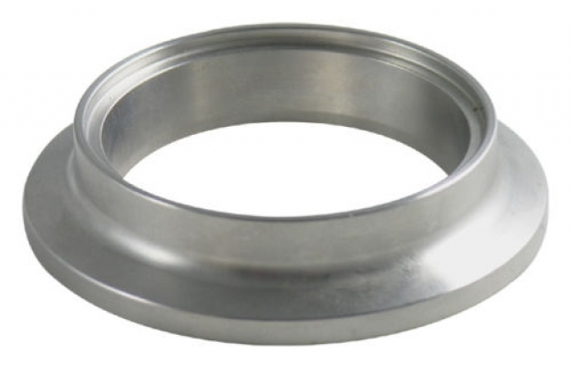 Precision 46mm Wastegate Inlet Flange Stainless Steel