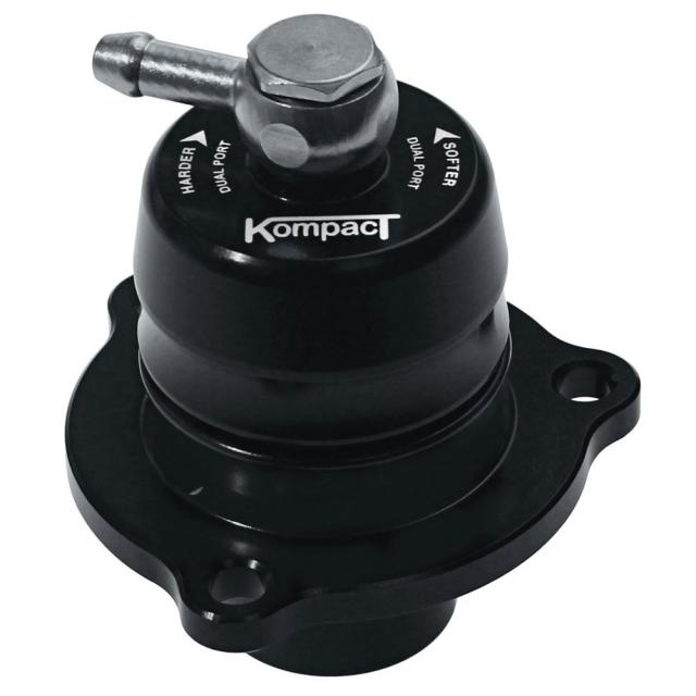 Turbosmart BOV Kompact Dual Port-Borgwarner/KKK/Ecoboost V2
