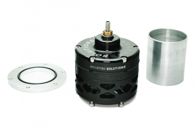 Boosted Solutions GAP Blow-Off Valve (60 mm)