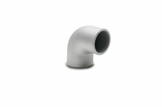 "2.00"" Cast Aluminum Elbow (non polished)"